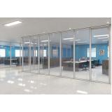 preço de divisória acústica de vidro cidade monções